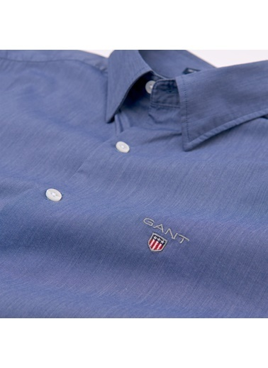 Gant Slim Gömlek Lacivert